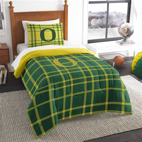 kmart comforters twin ncaa bedding set university of oregon kmart