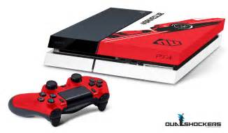 ps4 color here s how the playstation 4 could look in 25 beautiful
