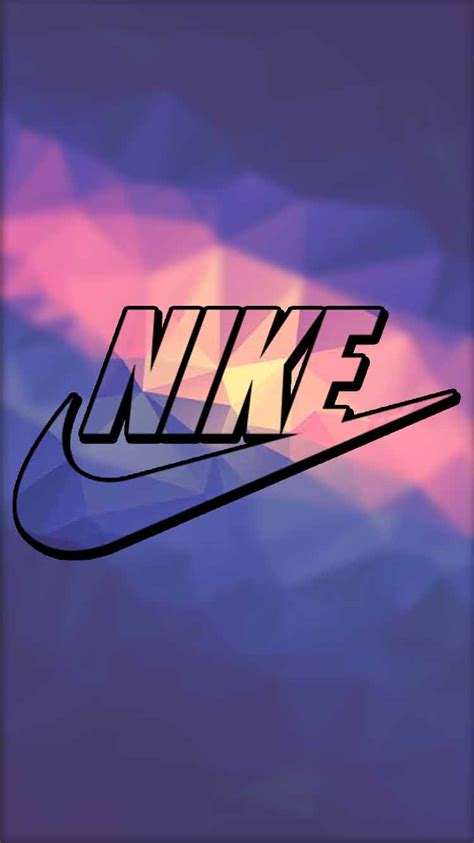nike lock screen logo wallpaper  iphone  lukejacobs