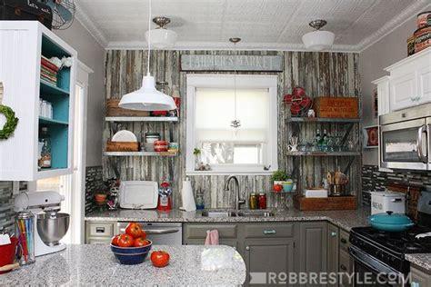 hometalk diy farmhouse kitchen makeover for 5000 diy vintage farmhouse kitchen remodel hometalk