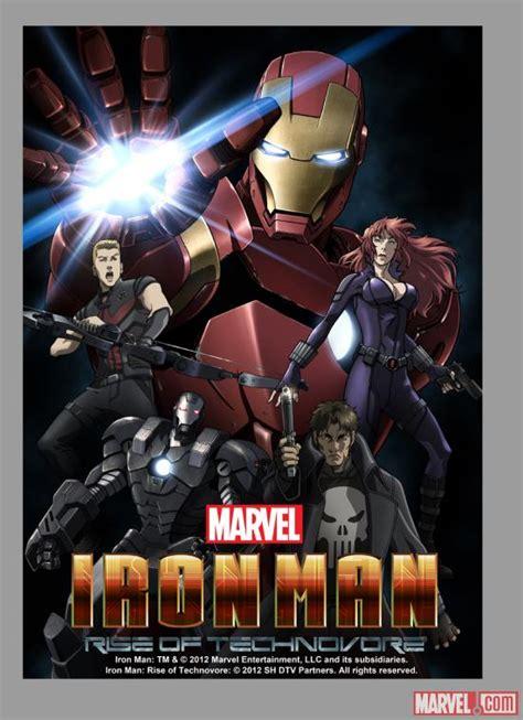 iron man anime returns feature length film