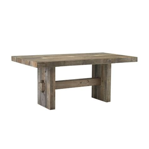 Emerson Table West Elm by Emmerson Reclaimed Wood Dining Table Pine Table
