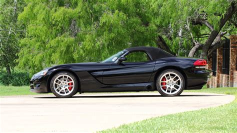 dodge viper 2004 2004 dodge viper srt 10 convertible s101 dallas 2013