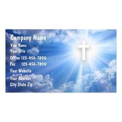 christian business card christian business cards zazzle