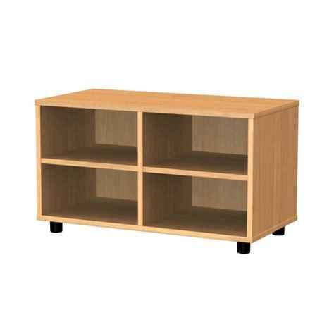 cubby bookcase 4 cubby holes 48 cm directmobel