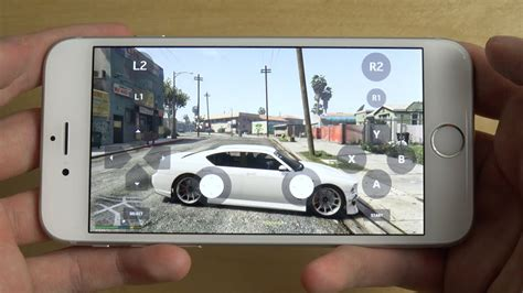 gta 5 iphone 6s nvidia gamestream gameplay
