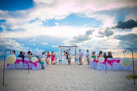 Anna Maria Island Beach Wedding Location