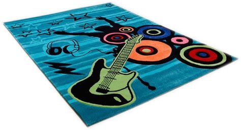 teppiche jugendzimmer kinder teppich theko 187 freude zur musik 171 handgearbeitet