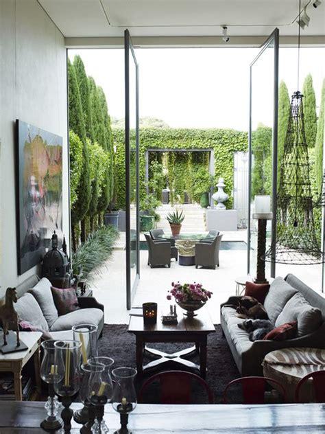 indoor outdoor living room 15 cozy indoor outdoor living room ideas home design and interior