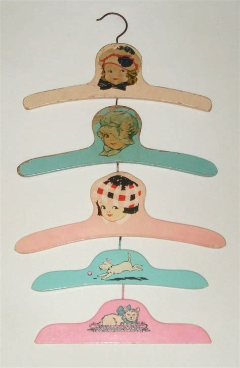 37 best images about vintage hangers on