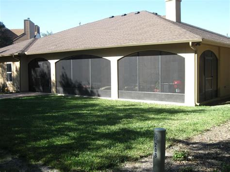 patio enclosures screened rooms fdr custom enclosures