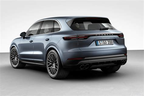cayenne porsche 2019 porsche cayenne first look review
