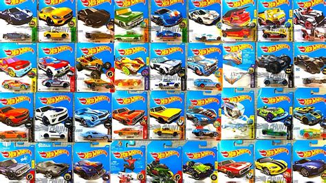 Hotwheels M new wheels 2017 m cars
