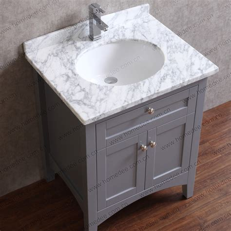 single wash basin 30 inch gray thin italian bathroom