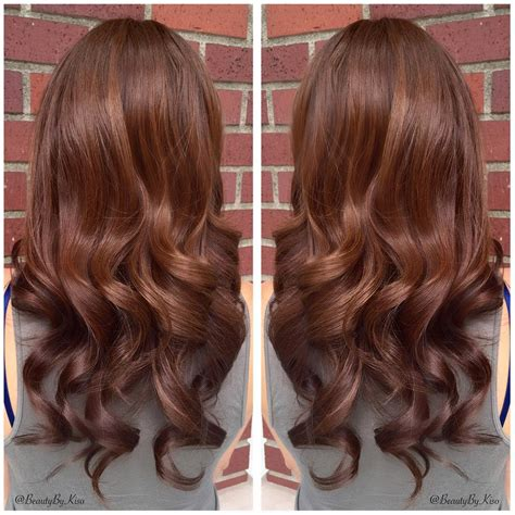 light chestnut brown hair warm chestnut brown hair color for my beautiful bride the