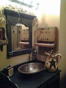 primitive bathroom ideas wowruler