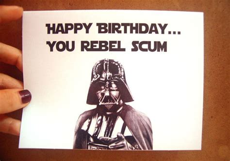 imagenes happy birthday star wars funny happy birthday star wars card happy birthday by