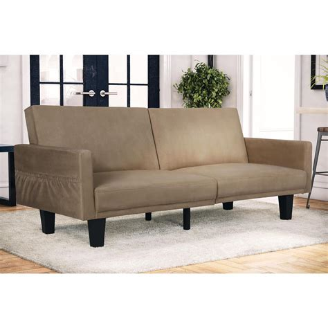 Home Depot Futon by Homesullivan Brown Futon 40922f310w 3a The Home Depot