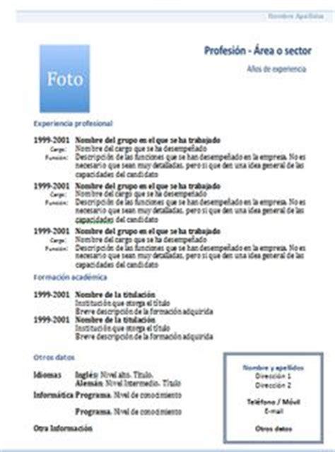 Plantillas De Curriculum Cronologico Gratis M 225 S De 1000 Ideas Sobre Plantillas De Curr 237 Culum En Plantilla Cv Curr 237 Culum Y