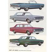 1966 Dodge Brochure / Sjpg