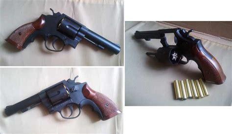 Airsoft Gun Revolver S W Royaltiger Gear