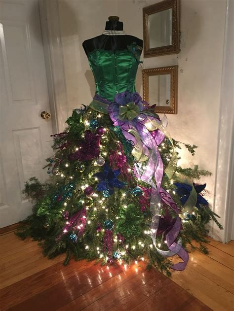 best way to dress a christmas tree 312 best dress form trees images on trees trees and dress