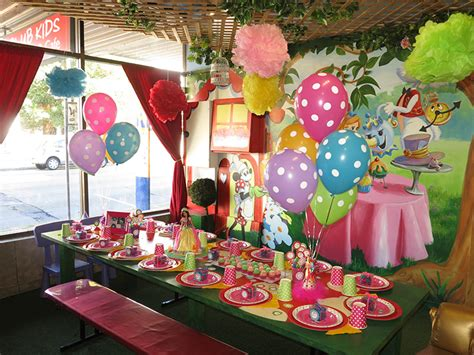 childrens themed party venue kids party rooms earlwood kids play areas children