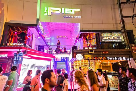 Top 10 Gogo Bars In Pattaya by Pattaya Walking Go Go Bars Pattaya Nightlife