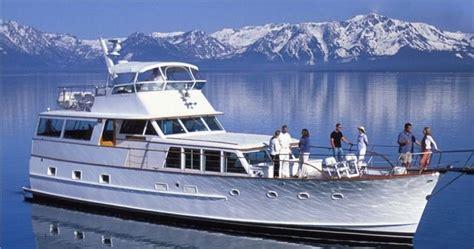 Lake Tahoe Houseboat Rentals Boat Rentals