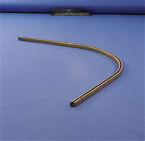 gordijnrails van 6 meter gordijnrails helm 45 leverbaar in verschillende lengtes en