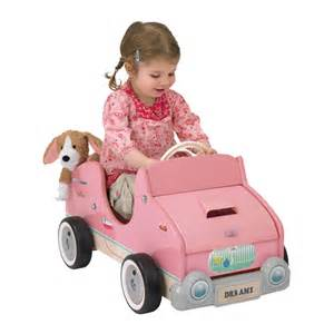 town collection petal cottage racer car