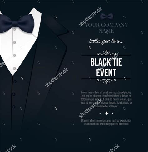 corporate event invitation template 13 corporate event invitations psd ai eps free