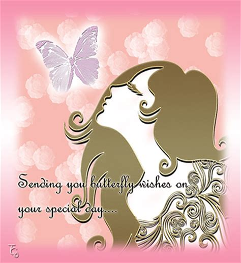 Happy Birthday Wishes Butterfly Birthday Butterfly Wishes Free Just For Her Ecards