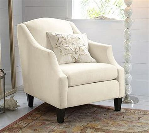 Designer Armchairs Design Ideas 10 Soft White Bedroom Armchair Designs Rilane