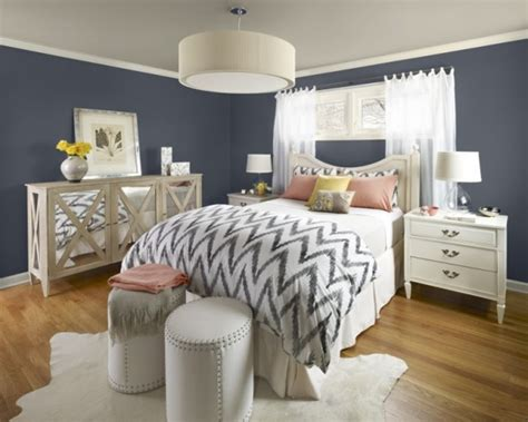 navy blue and coral bedroom ideas 12 id 233 es pour une d 233 coration de chambre en bleu marine
