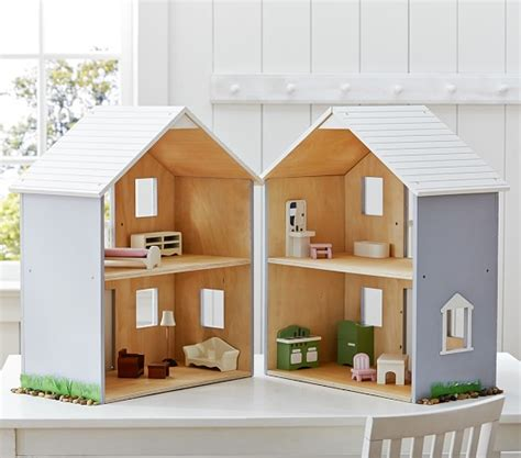 Pottery Barn Kids Decor Farmington Dollhouse Pottery Barn Kids