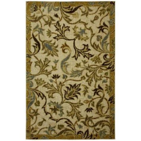home depot mohawk area rugs mohawk lancaster neutral 8 ft x 10 ft area rug discontinued 320287 at the home depot