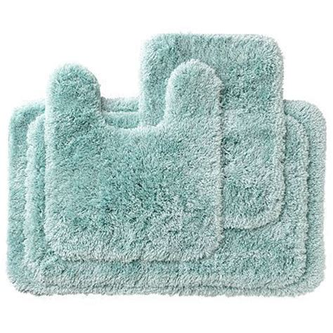 Bathroom Shag Rugs Apt 9 Shag Bath Rugs Get In My Registry