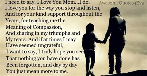 awesome quotes dedicated   mom
