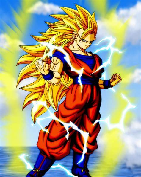 Imagenes De Goku Transformado | lista trasformaciones de goku en dragon ball nuevos