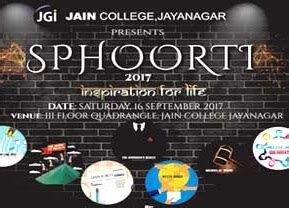 Mba In Jain College Jayanagar by Jain College Organizes An Annual Inter Collegiate