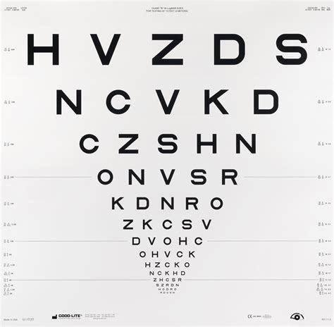 printable eye chart letter size fonts typefaces and all things typographical i love
