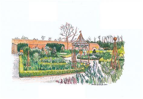 Wedding Venues Walled Garden At Cowdray