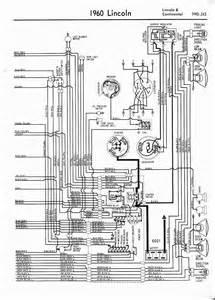 1961 lincoln wiring diagram circuit diagram maker