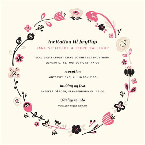 layout til invitation category