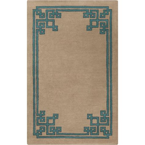 area rugs 5 x 8 artistic weavers charlestown taupe 5 ft x 8 ft indoor area rug s00151008738 the home depot