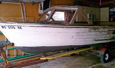 old beat up boat project boats by proud wooden boat lovers