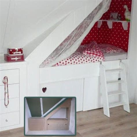 Bed Onder Schuine Wand by Bed Onder Schuine Wand Search Slaapkamer