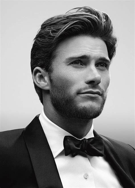mens hairstyle raised in center beaux mecs page 2