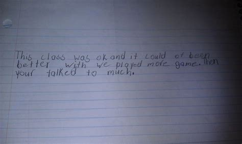 Backyard Toys And More 14 Unintentionally Hilarious Letters From Kids To Their